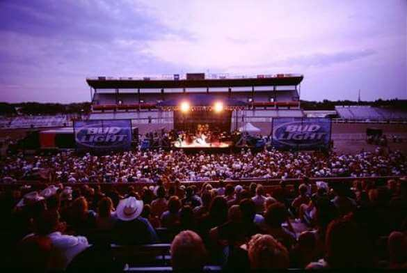 Frontier Days Concerts
